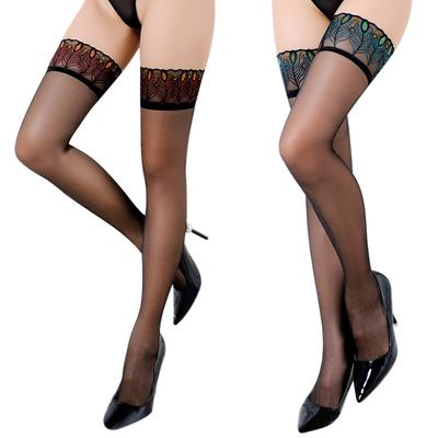 Women/'s Lace Fishnet Stay Up Thigh High Stockings Girls Clubwear Pantyhose