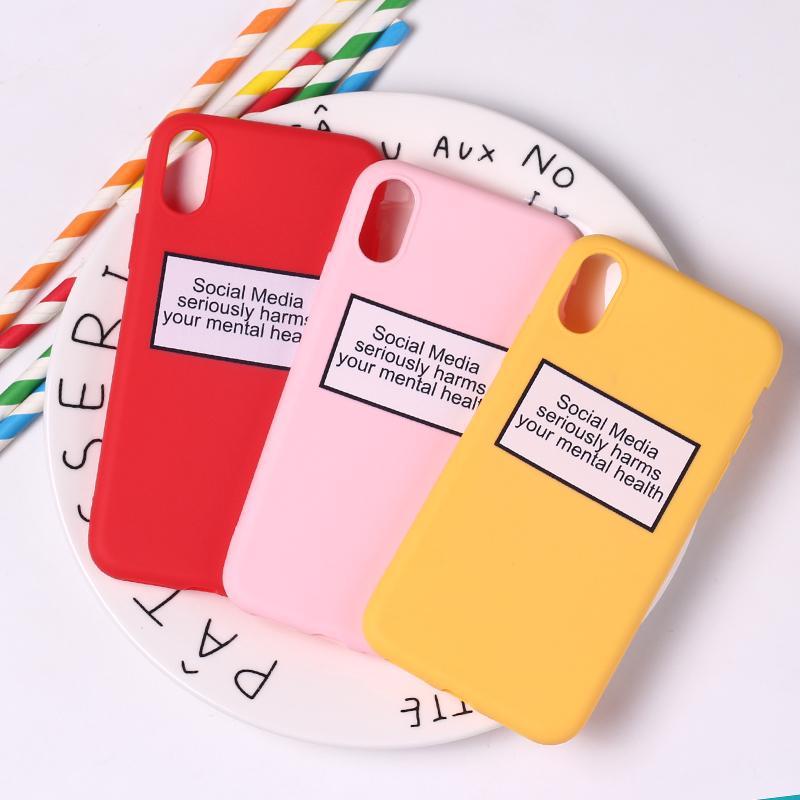 Конфеты чехол для iPhone Samsung A50 A30 A10 задняя крышка для Huawei Honor 7A 7C 8A Xiaomi Redmi Go окрашенные буквы сумка для телефона – купить по низким ценам в интернет-магазине Joom