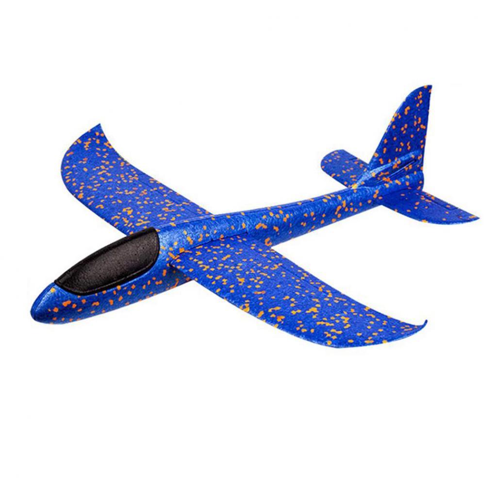 DIY Hand Launch Throwing Glider Aircraft Foam EPP Airplane Plane Model Toy Fine