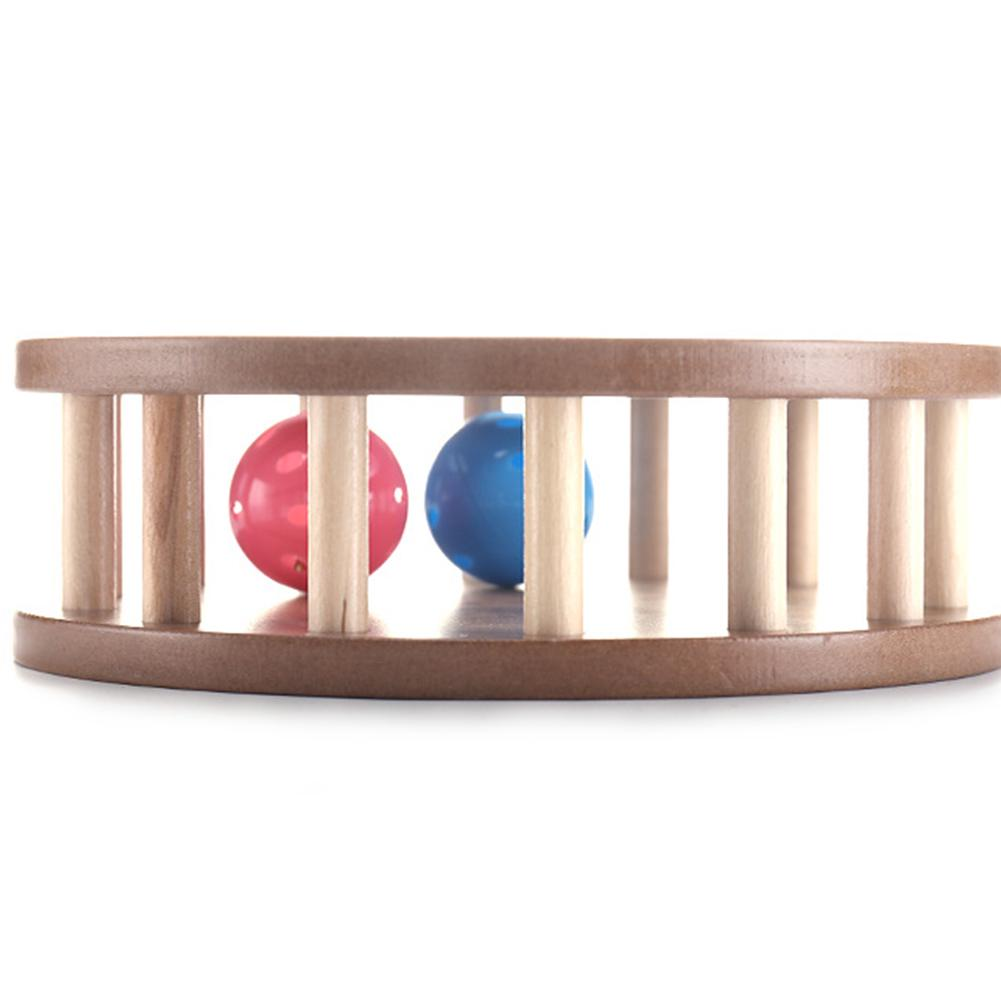 Pet Toy Cat Puzzle Play Disk Crazy Bump Ball Turntable-buy at a low prices  on Joom e-commerce platform