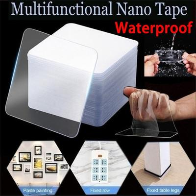 Powerful Nano Seamless Double-sided Tape Punch-free Double-sided Tape