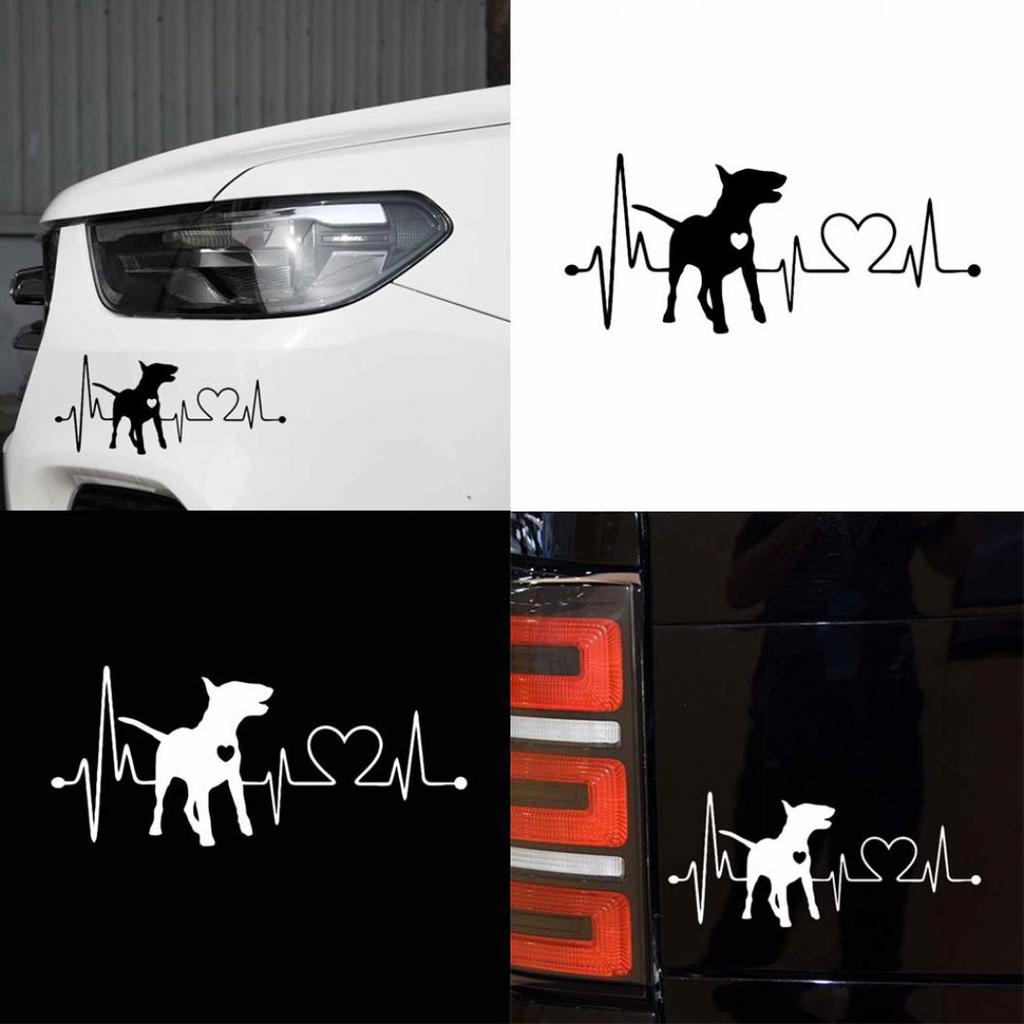 Animal Shiba Dog Funny Wall Stickers Car Window Door Laptop Removable Decal