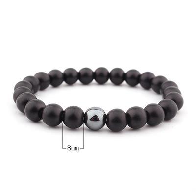Le bouddhisme naturel Bodhi Beads bracelt Mala Femelle Mâle Lucky Santé en bois Poisson
