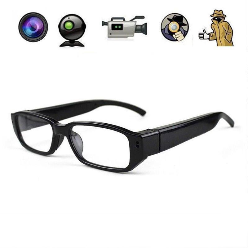 Mini HD 720p espía cámara gafas oculta gafas DVR grabadora de vídeo ...