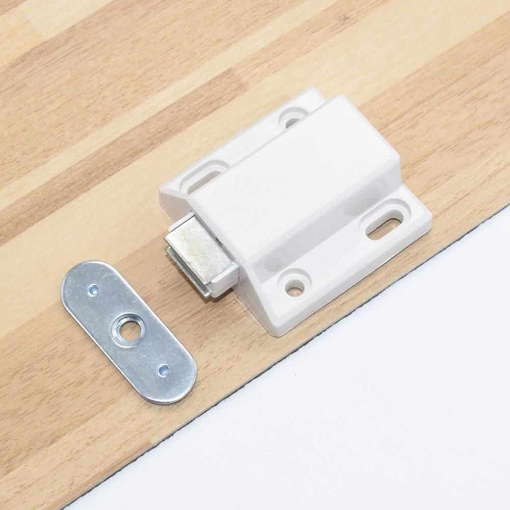 Spring Contraction Touch Push To Open Catches for Kitchen Cabinet Cupboard Doors