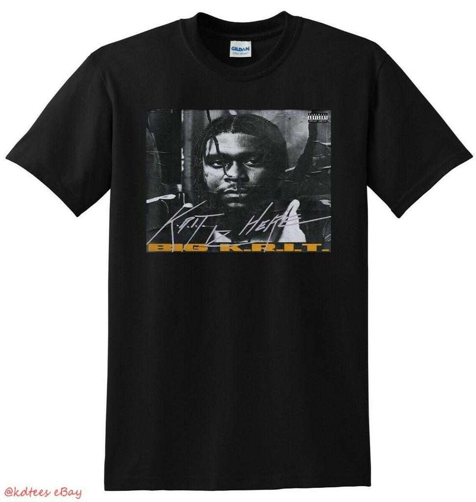Lenny Kravitz Black Womens Classic Cotton Round Neck T-Shirt Casual Basic Short-Sleeved Shirt T-Shirt Top
