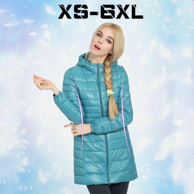77712051b1b57 Лала девочек 9 цвет зима с капюшоном длинный рукавами Ultra свет вниз Пальто  Пиджаки куртка