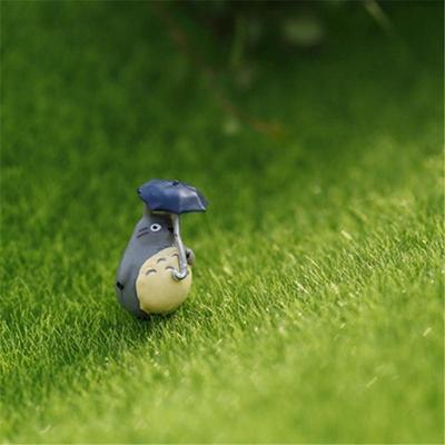 Faux Rasen Künstliche Miniatur Gras Fee Garten Ornament Puppenhaus Dekor D*