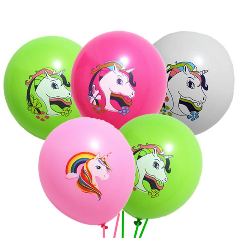 10pcs Handheld stick Foil Balloons Kids Toys Gifts Birthday Party Supply  JG