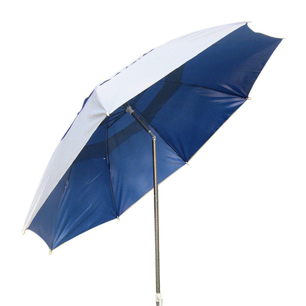 Garden Beach Patio Tilting Umbrella Parasol Sunshade UPF SET OF 2
