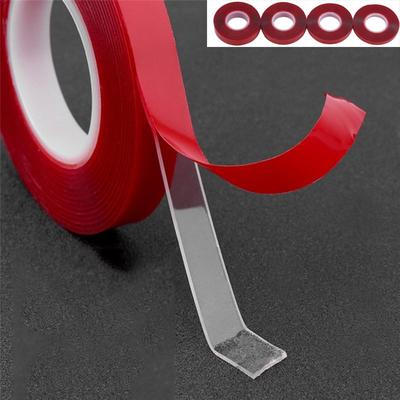 Small Core Transparent Strong Seamless Double-sided Tape