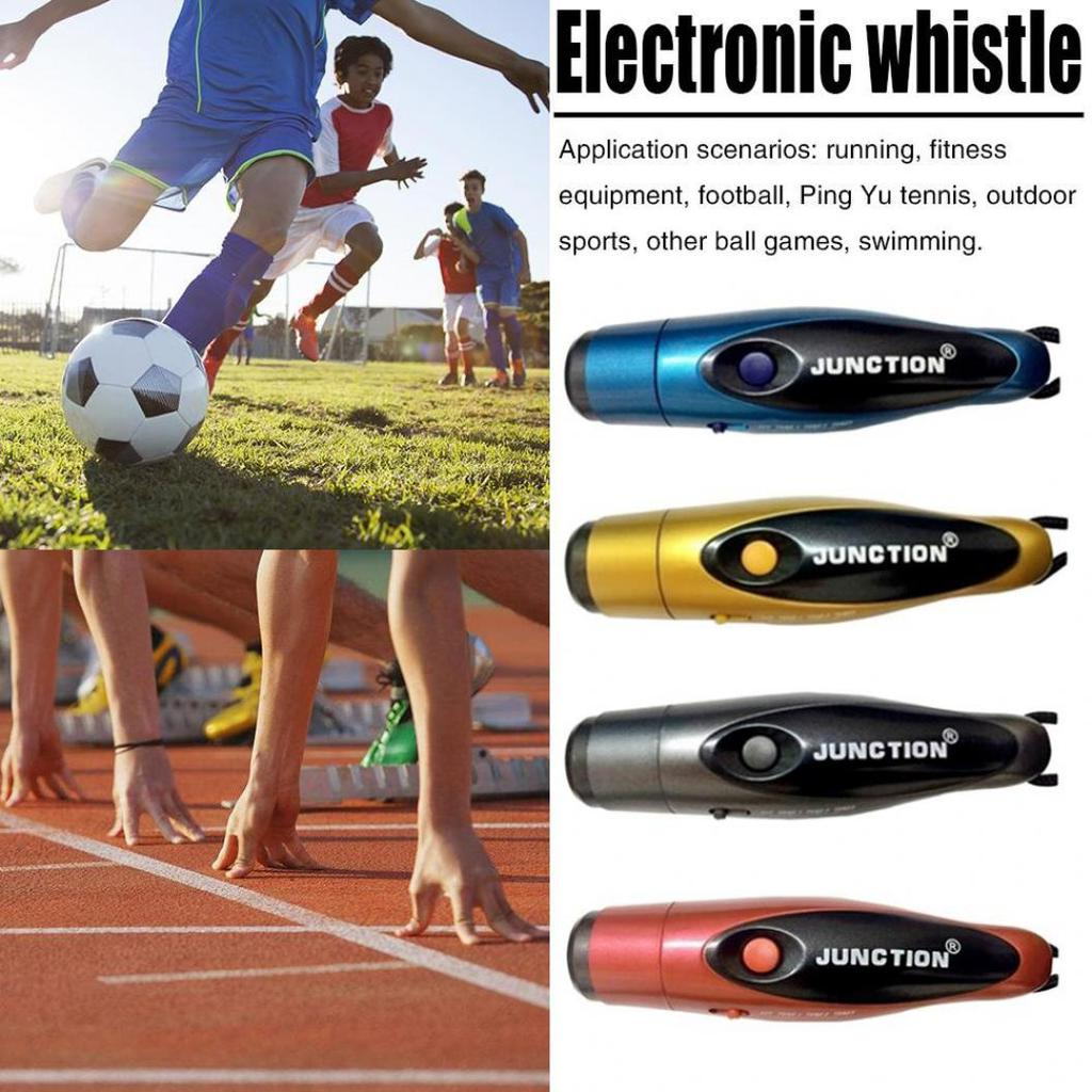 Outdoor Basketball Three Tone Electronic Whistle Pet Pigeon Training Tool Deluxe