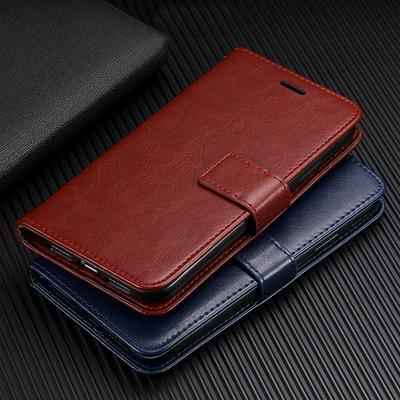 Vintage Wallet Leather Case For Samsung Galaxy M21 M31 A21S A31 A51 A71 A30 A50 A70 A10 A20S S20 S10 S9 S8 Note 20 Ultra A5 A6 A7 A8 J3 J5 J7 J4 J6