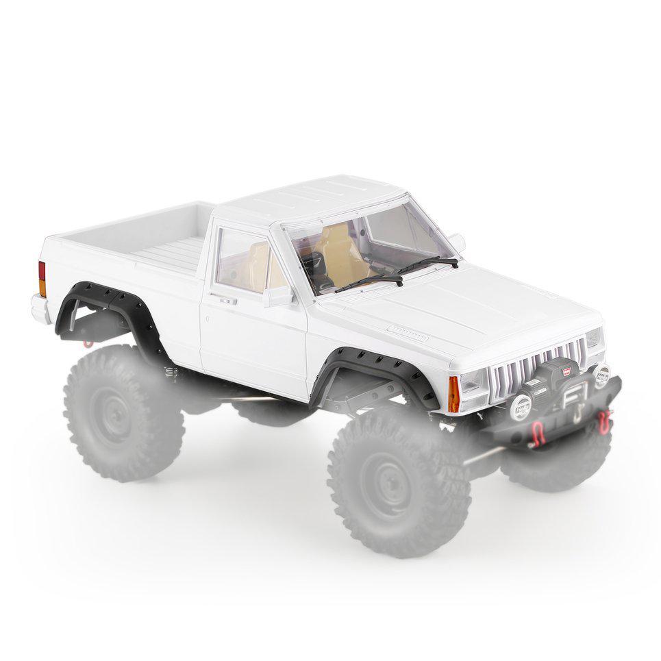 Hard Plastic Car Body Shell DIY Kit for 1:10 Axial SCX10 RC4WD D90 Car Truck