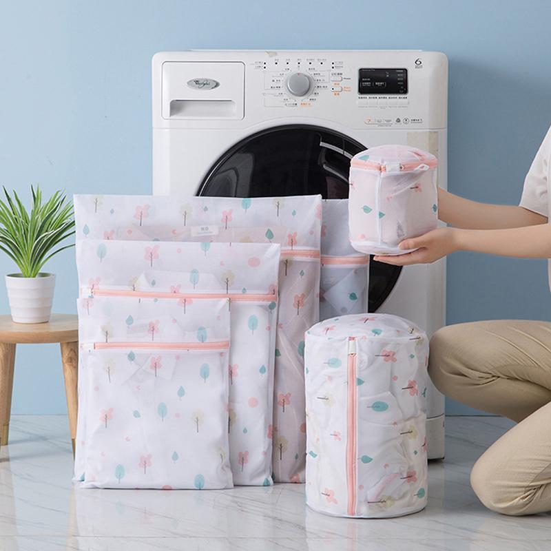 1PC Underwear Bra Laundry Bags Washing Machine Reusable Home Storage bag